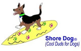 Visit our Sister Site at www.Shoredog.com for everyday fun for all dogs!